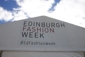 Edinburgh Fashion Week 2016