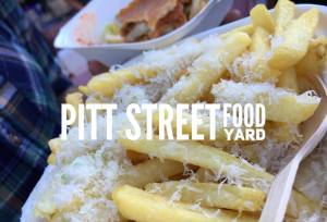 The Pitt Street Food Yard