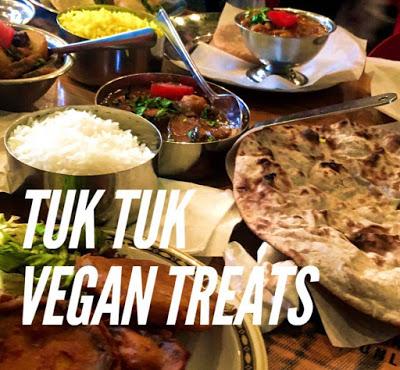 Tuk Tuk Vegan Treats