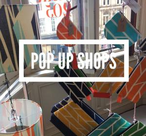 Edinburgh and Glasgow Summer Pop-Up Shops