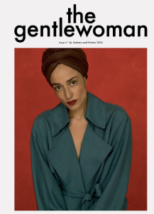 An Ode to The Gentlewoman