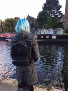 Charlie Feist: Minimalist Vegan Backpacks