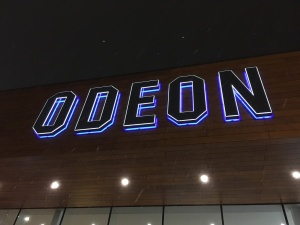 Odeon Fort Kinnaird: Lego Batman Movie